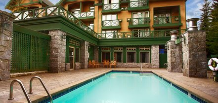 Pool + Fitness Room